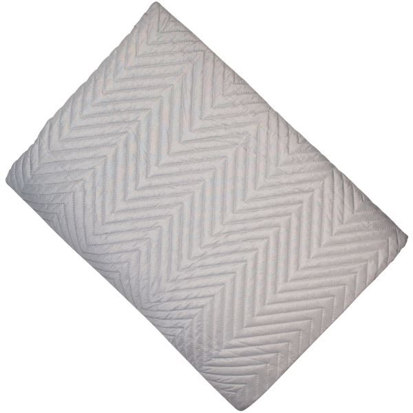 Malini Amelle Grey King Quilt